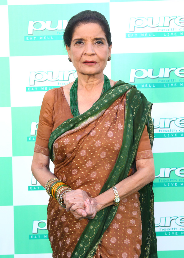 Zubaida Aapa Suffering from Dengue Virus