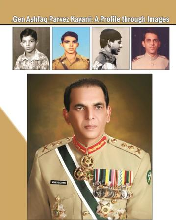 General Kayani - A Profile through Image