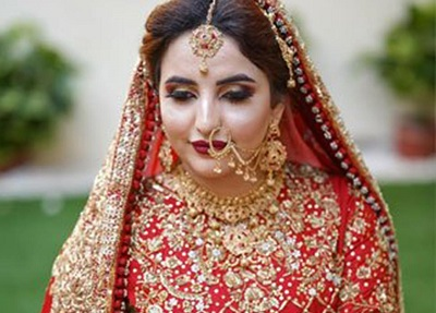 Hareem Shah Ties Knot With A PPP Leader