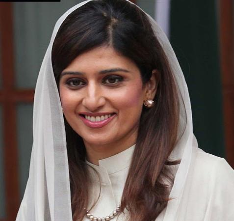 Hina Rabbani Khar - 26th Foreign Minister of Pakistan