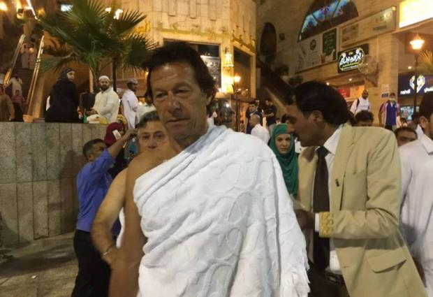Imran And Reham Khan Going For Performing Umrah