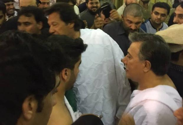 Imran Khan Going For Umrah