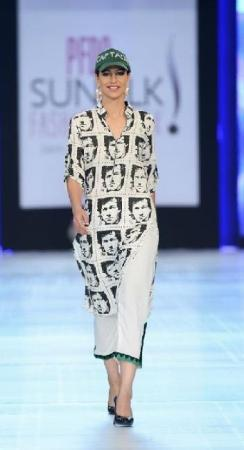 Imran Khan Printed Female Shirts