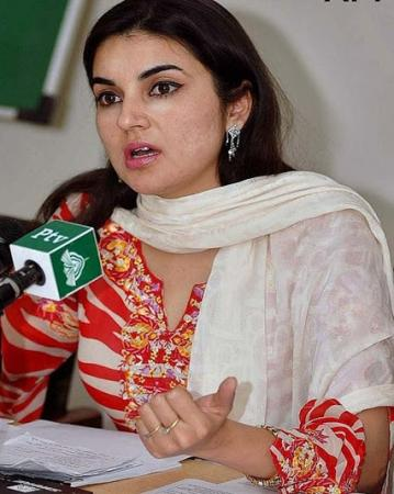 Kashmala Tariq - Famous Female Pakistani Politician