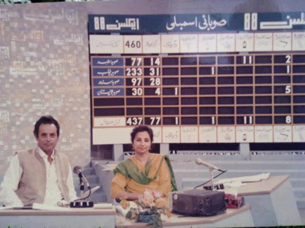 Old Memories of Election 1988