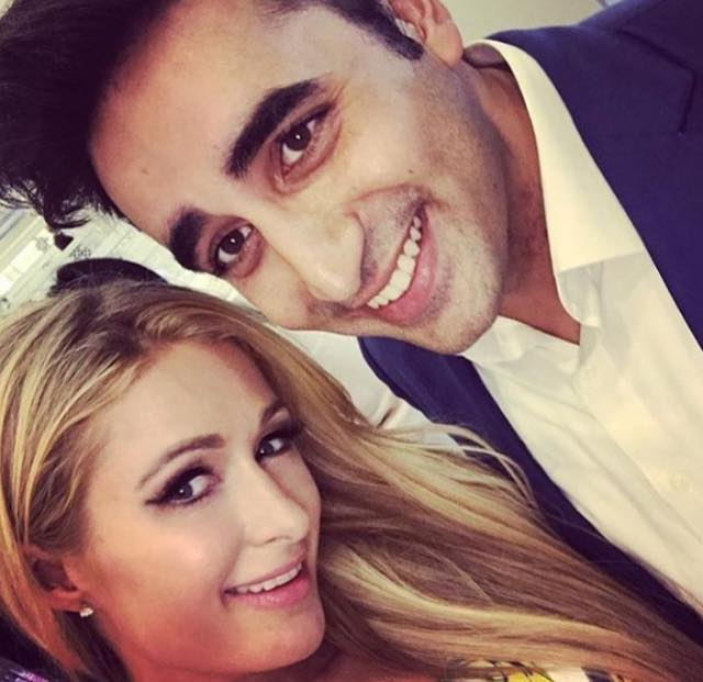 Paris Hilton With Bilawal Bhutto