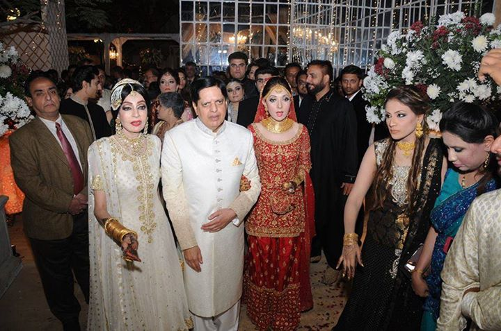Sharmila Farooqi Barat Wedding Picture