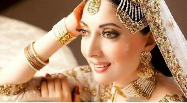 Sharmila Farooqi Wedding 05 March 2015