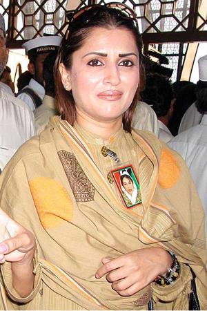 Shazia Marri - Famous Female Pakistani Politician