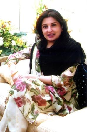 Sumera Malik - Politician from Khushab District