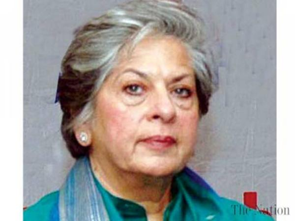 Syeda Abida Hussain - Former Member of National Assembly