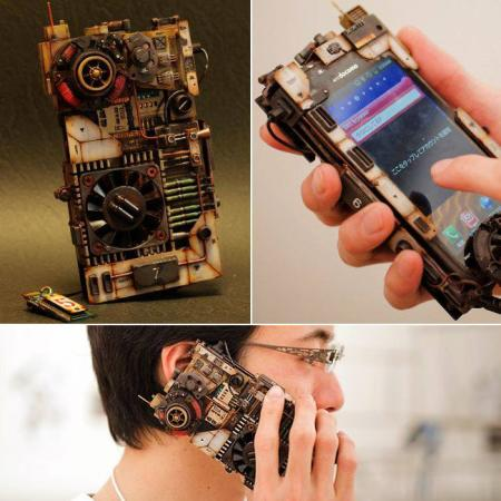 Cyberpunk Smartphone Case
