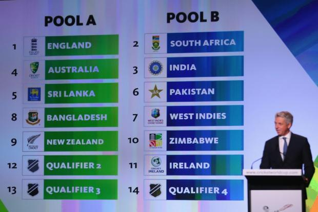 2015 World Cup Pools Announcement