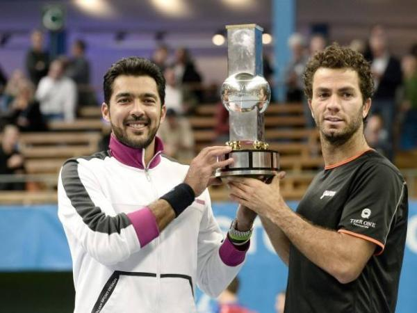 Aisam-ul-Haq and Jean-Julien Rojer won Stockholm Open Doubles title