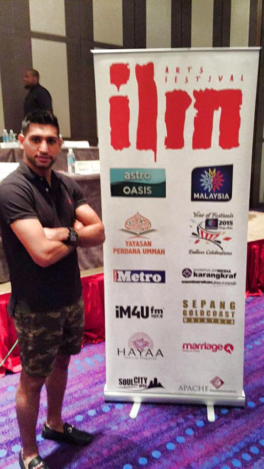 Amir Khan Ready To Meet And Greet On Sunday