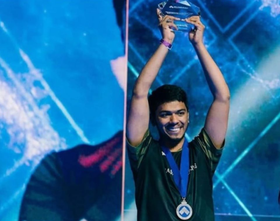 Arslan Ash Wins The Best Esports Player Awards Of 2019
