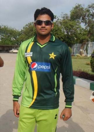 Azhar Ali - famous pakistani cricketer