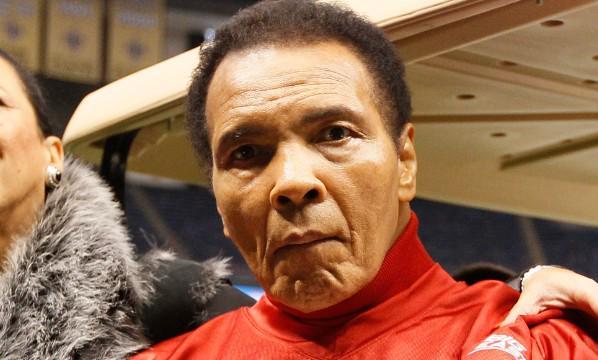Boxer Muhammad Ali Is Hospitalized Because Of Pneumonia