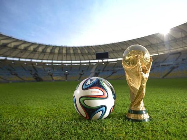 Football World 2014 Cup 45 Days To Go