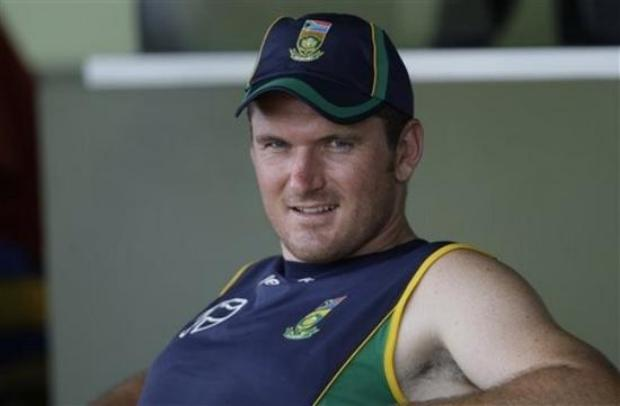 Graeme Smith - famous South African cricketer