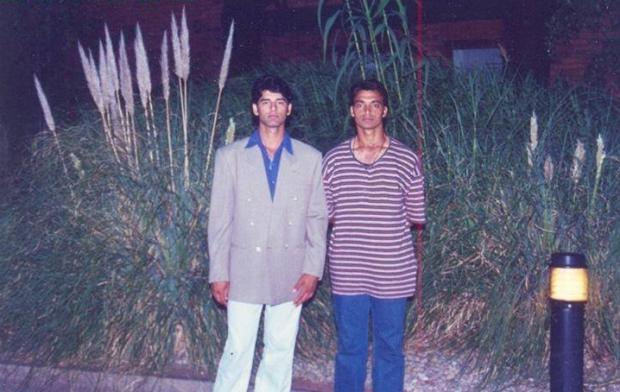 Guess These Two Young Cricketers