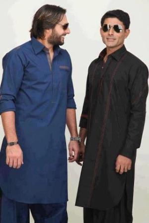 Handsome Pakistani Players