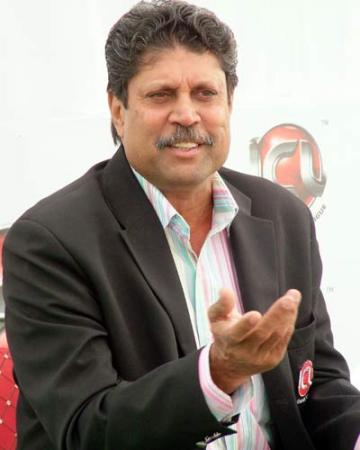 Kapil Dev - famous indian batsman