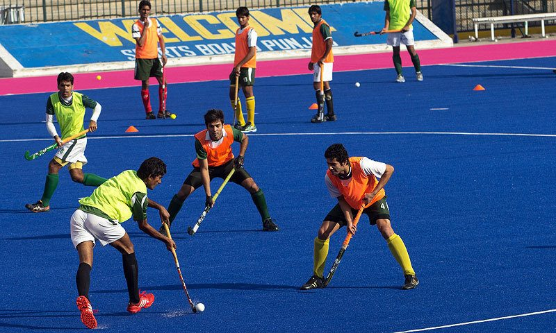 PHF Resumes Camp In Lhr For Australia And South Korea Tour