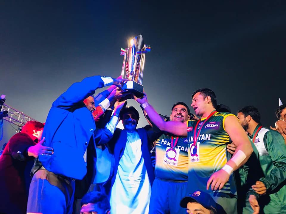 Pakistan Has Won First Kabbadi World Cup Beats India