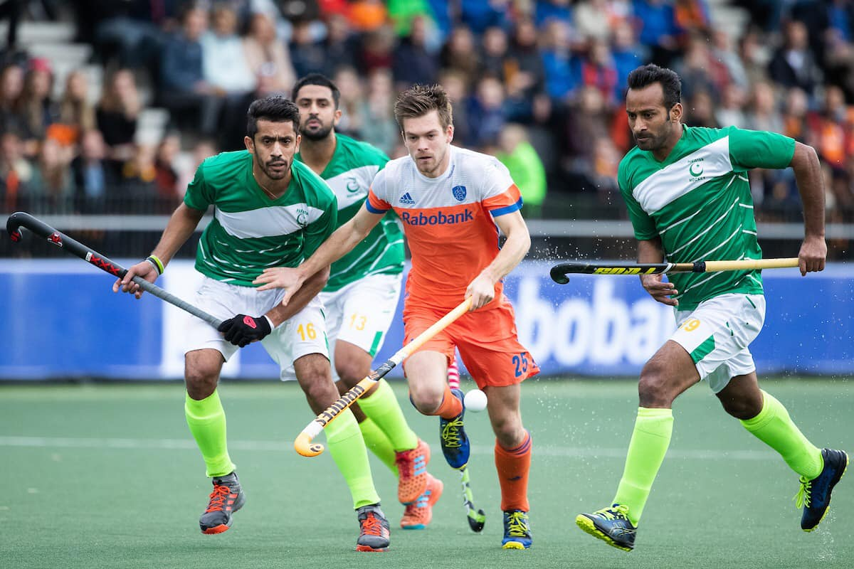 Pakistan Hockey Ruled Out From Tokyo Olympic 2020 As Netherland Defeat Them By 6-1 In Qualifier