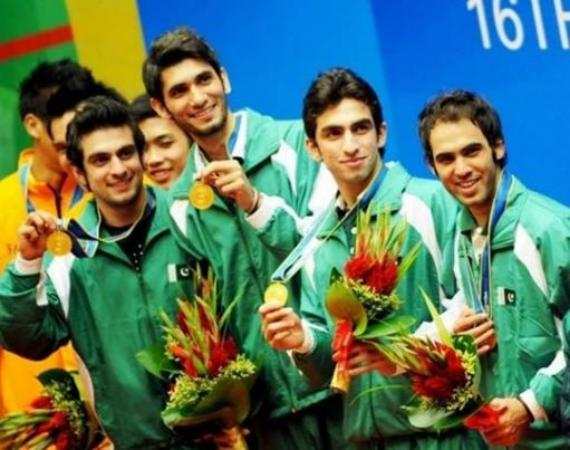 Pakistan Won 17th Asian Squash Championship