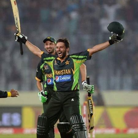 Shahid Afridi After Six