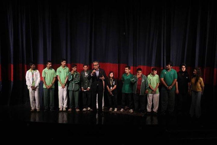 Special Olympics Pakistan Stage Play Kis ki topi kis ke sar
