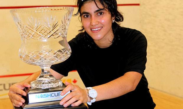 Squash player Maria Toorpakai To Build Hospital In Peshawar