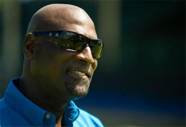 Vivian Richards famous West Indian cricketer