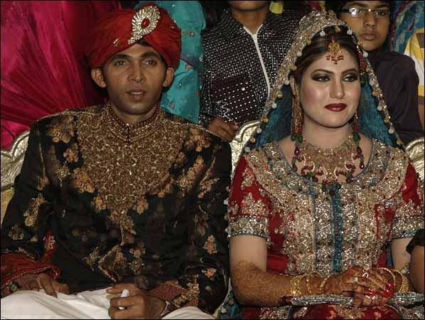 Mohammad Asif Wedding Ceremony Picture