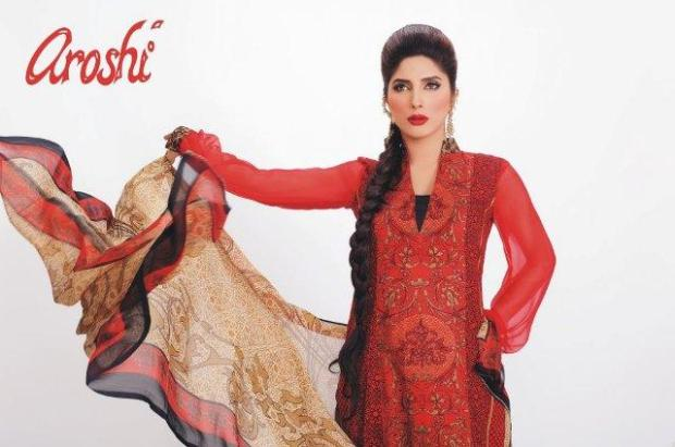 Aroshi Lawn Summer Collection
