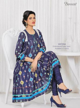 Bareeze Lawn Summer Collection
