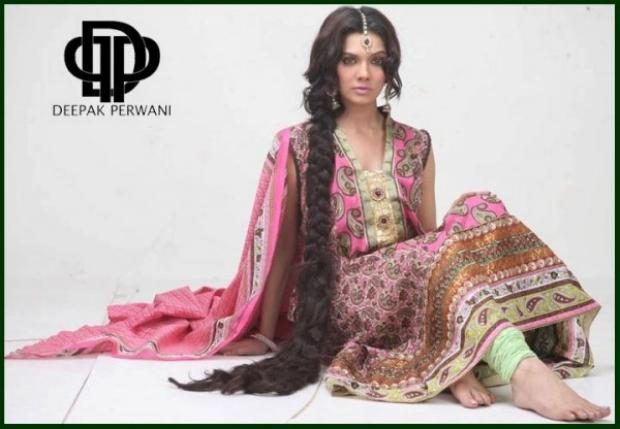 Deepak Parwani Lawn Summer Collection