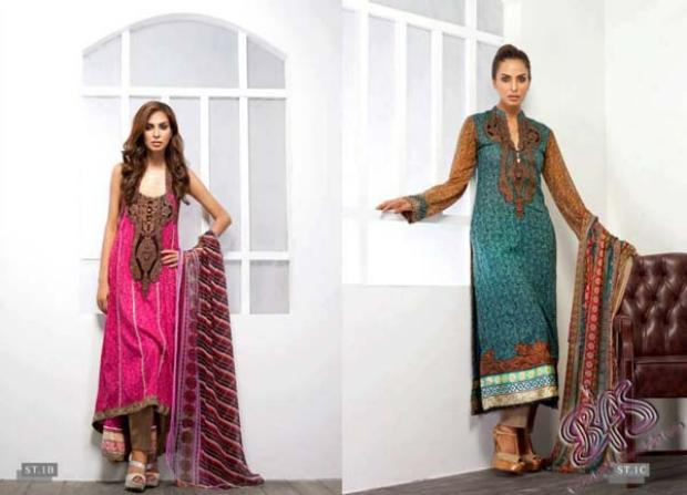 Feminine Lawn Summer Collection