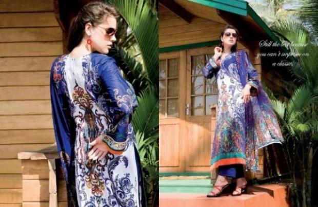 Five Star Lawn Summer Collection