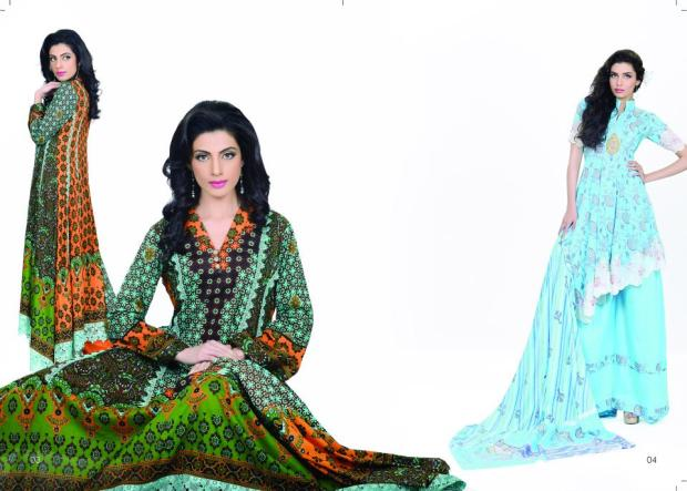 Jubilee Lawn Summer Collection