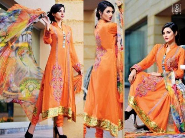 Shaista Collection Lawn Summer Collection