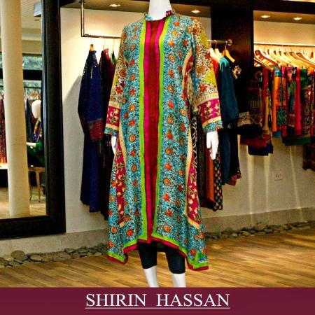 Shirin Hassan Lawn Summer Collection